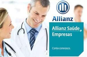 Allianz plano de saúde para empresas