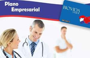 Biovida plano de saúde empresarial