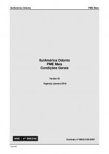Sulamérica Plano Odontológico