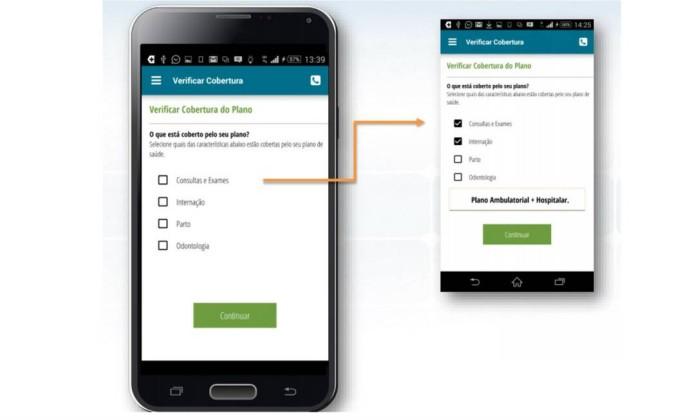 Novo aplicativo ajuda checar dados dos planos de sa de ans for App para planos