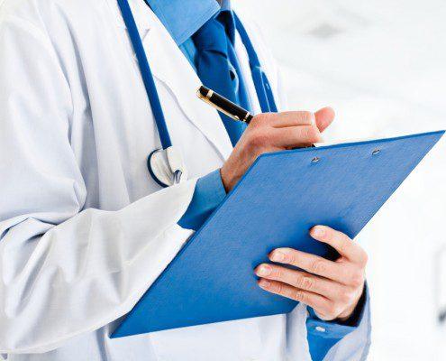 Informações individuais do plano de saúde