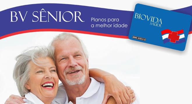 Biovida Senior - Plano para terceira idade