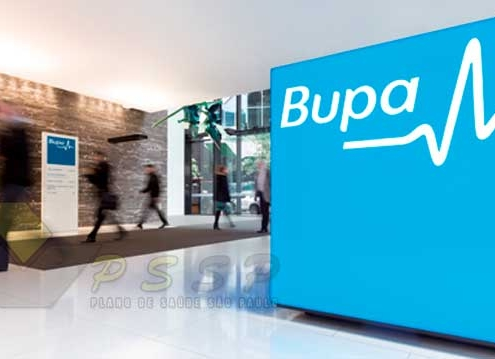 Bupa - Convênio Médico Care Plus