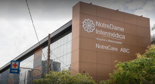Notredame inaugura hospital ABC