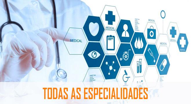 Planos de saúde com todas especialidades médicas
