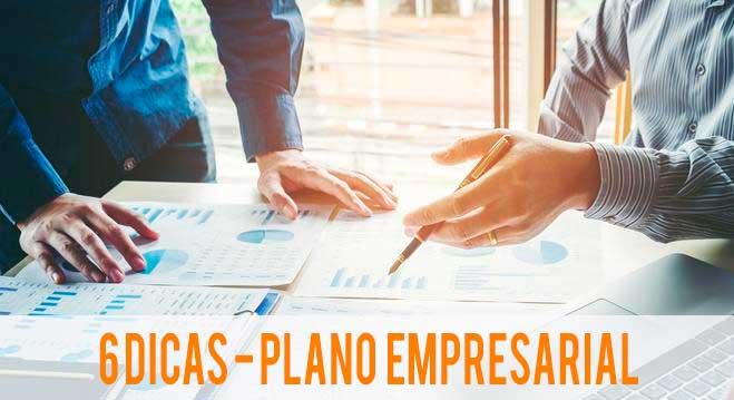 6 Dicas para negociar um plano empresarial