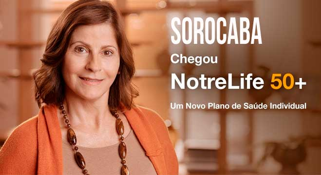 NotreLife 50+ Sorocaba