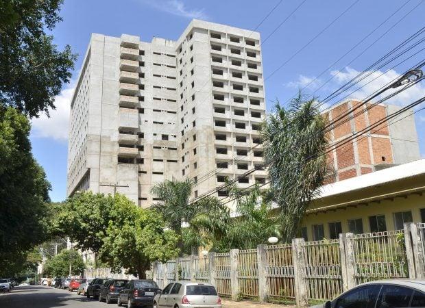 Novo Hospital das Clínicas em Goiás