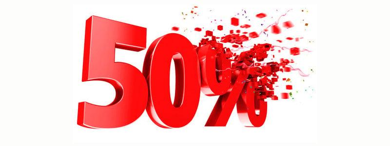 Plano de saúde com 50% de desconto